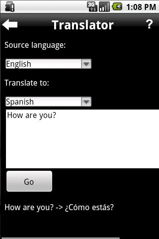 【免費書籍App】Translator App-APP點子