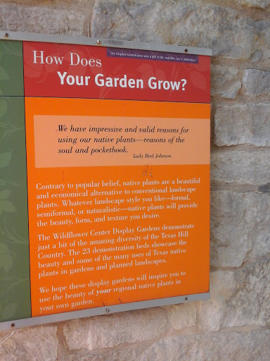 how does your garden grow essay