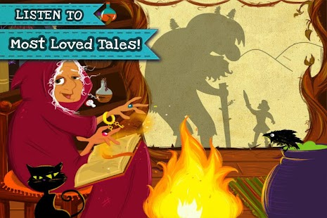 Fairy Tales Children Stories - screenshot