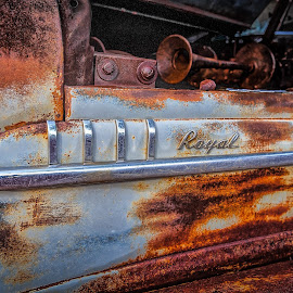 Royal Detail by Ron Meyers - Transportation Automobiles