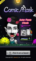 Screenshot of Comic Mask Lite
