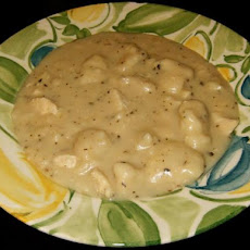 Creamy Chicken & Dumplings