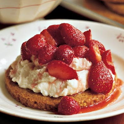 Sweetened Ricotta