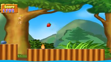 Screenshot of Wonder Boy Adventure