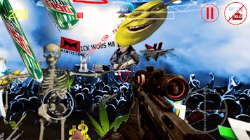 Screenshot of MLG Simulator