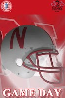 Screenshot of Nebraska Cornhuskers Gameday