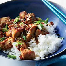 Lemony Chicken Stir-Fry