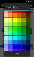 Screenshot of SchematicMind Free mind map