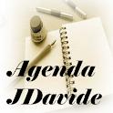 Agenda JDavide icon