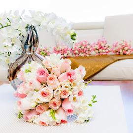 Wedding Flowers by Loi Huynh - Wedding Other ( wedding flowers )