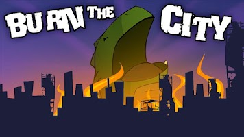 Screenshot of Burn The City