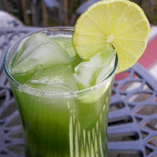 Mean Green Cucumber Juice