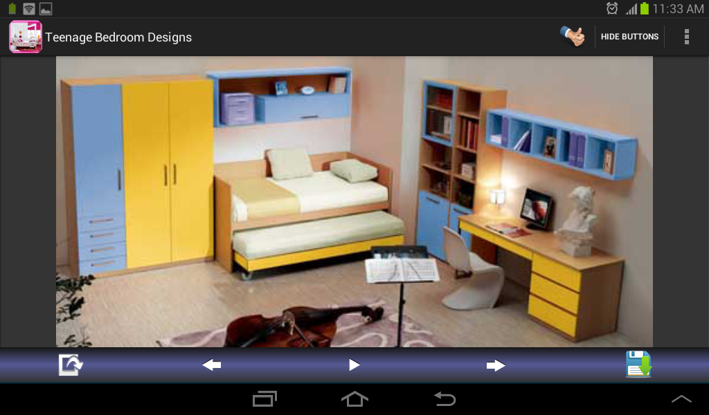 Popular room colors pictures