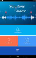 Screenshot of Ringtone Maker Mp3 Editor