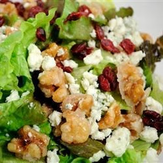 Cranberry Walnut Gorgonzola Dressing Recipes
