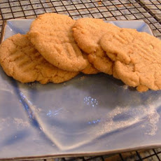 Kristi's Gf Old Fashioned Peanut Butter Cookies