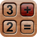 CoolCalc-Wood/CarbonFiber icon