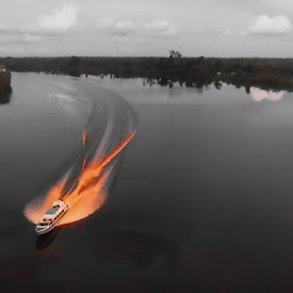 Speedboat by Rio Karisman - Instagram & Mobile Android