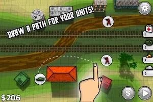 Screenshot of Draw Wars