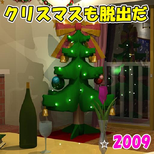 クリスマスも脱出だ☆2009【体験版】 冒險 LOGO-阿達玩APP