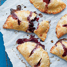 Roasted Cherry Hand Pies