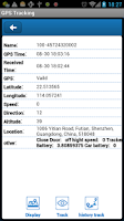 Screenshot of Meitrack GPS Tracker MS02