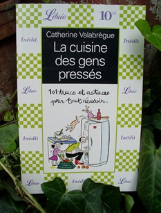 livre cuisine gens pr&#233;ss&#233;s