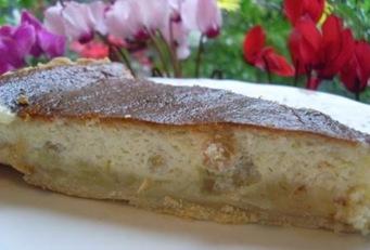 tarte viennoise morceau