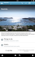Screenshot of New Caledonia Guide by Triposo