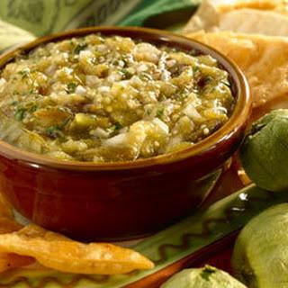 Roasted Salsa Verde Recipes