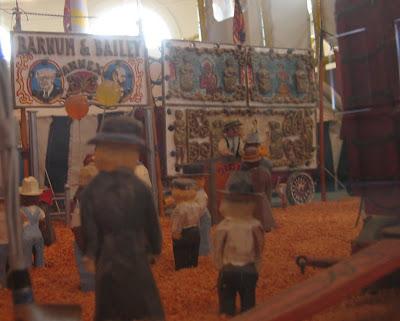 Bill Brinley's Circus Model _ Barnum Musem