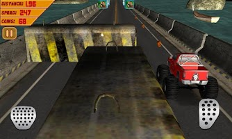 Screenshot of Monster Truck Racer
