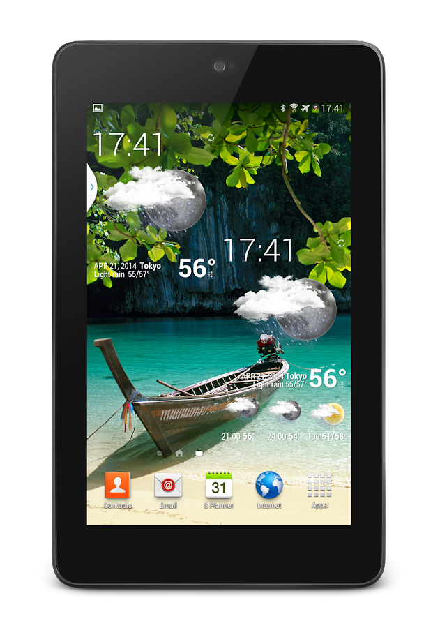 Weather Animated Widgets Screenshot 14