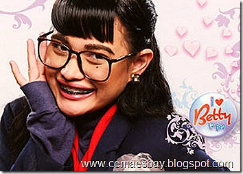 WATCH I LOVE BETTY LA FEA starring BEA ALONZO