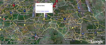 Gooogle Earth with Kersten's Epic KML
