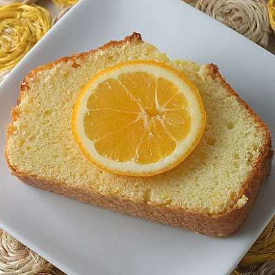 Meyer Lemon Loaf