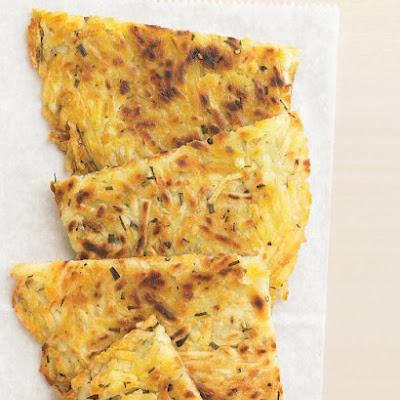 Potato-Chive Pancake