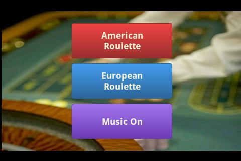 Roulette Trainer Demo
