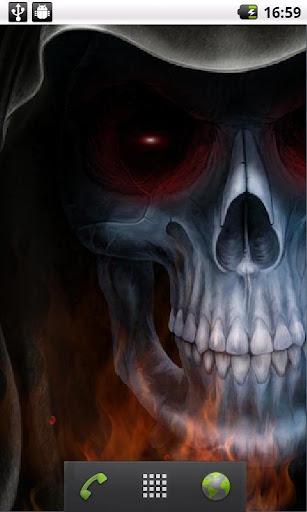 地狱死神主题动态壁纸