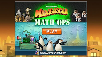 Screenshot of Madagascar Math Ops