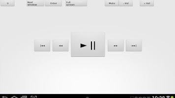 Screenshot of Air Keyboard