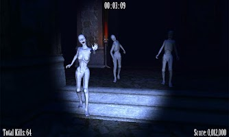Screenshot of Zombonic Lite