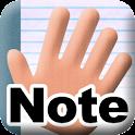 HandNote icon