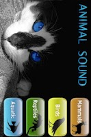 Screenshot of Animal Sound Lite