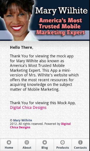 Mary Wilhite Marketing