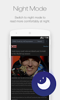 Screenshot of UC Browser Mini for Android