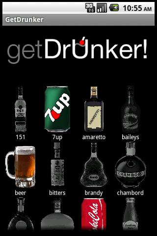 getDrunker