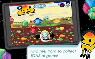 Screenshot of Gem Quest