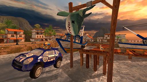 Beach Buggy Racing - screenshot