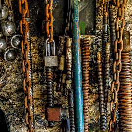 by Mukhtar S - Artistic Objects Industrial Objects